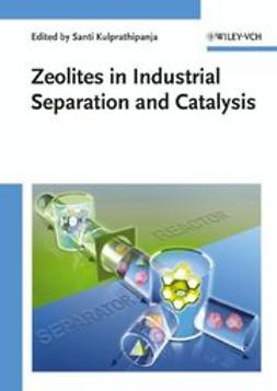 Kulprathipanja, Santi - Zeolites in Industrial Separation and Catalysis, ebook