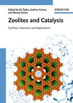 Cejka, Jiri - Zeolites and Catalysis: Synthesis, Reactions and Applications, ebook