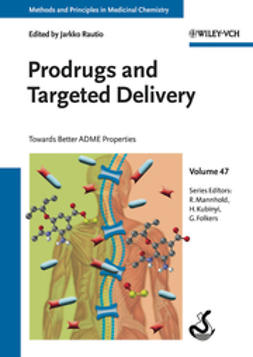 Rautio, Jarkko - Prodrugs and Targeted Delivery: Towards Better ADME Properties, ebook