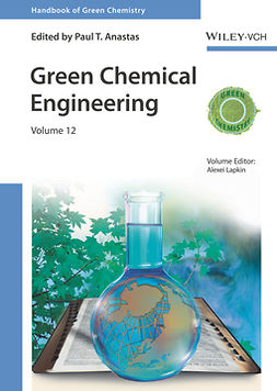 Anastas, Paul T. - Green Chemical Engineering, ebook
