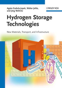 Godula-Jopek, Agata - Hydrogen Storage Technologies, e-kirja