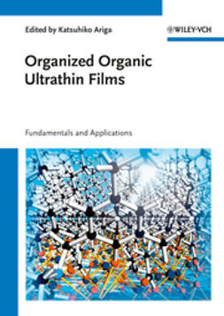 Ariga, Katsuhiko - Organized Organic Ultrathin Films, ebook