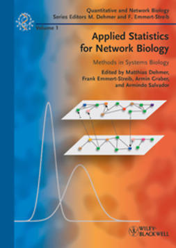 Dehmer, Matthias - Applied Statistics for Network Biology: Methods in Systems Biology, ebook