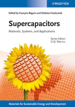 Lu, Max - Supercapacitors, ebook