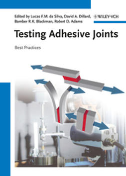 Silva, Lucas F.M. da - Testing Adhesive Joints, ebook