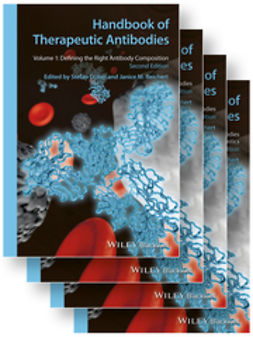 Dübel, Stefan - Handbook of Therapeutic Antibodies, e-bok