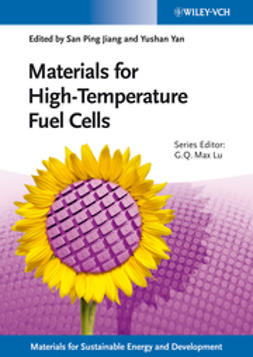 Jiang, San Ping - Materials for High-Temperature Fuel Cells, e-kirja