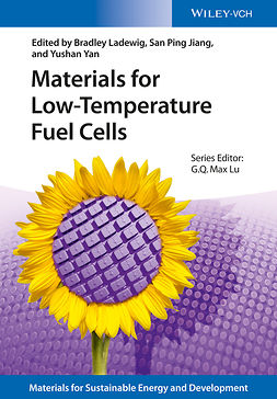Jiang, San Ping - Materials for Low-Temperature Fuel Cells, e-kirja