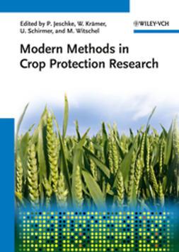 Jeschke, Peter - Modern Methods in Crop Protection Research, ebook