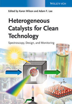 Lee, Adam F. - Heterogeneous Catalysts for Clean Technology: Spectroscopy, Design, and Monitoring, ebook