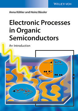 Bässler, Heinz - Electronic Processes in Organic Semiconductors: An Introduction, e-bok