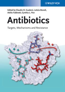 Gualerzi, Claudio O. - Antibiotics: Targets, Mechanisms and Resistance, ebook