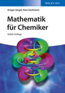 Jüngel, Ansgar - Mathematik für Chemiker, ebook