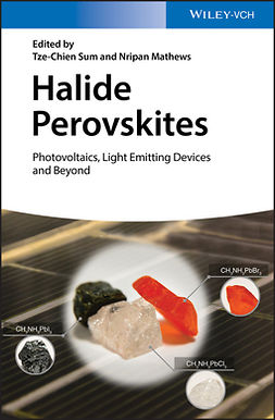 Mathews, Nripan - Halide Perovskites: Photovoltaics, Light Emitting Devices, and Beyond, ebook