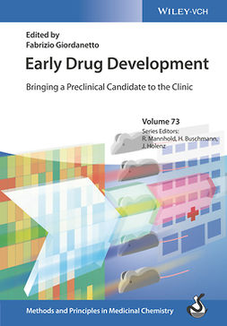 Buschmann, Helmut - Early Drug Development: Bringing a Preclinical Candidate to the Clinic, ebook