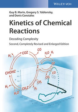 Constales, Denis - Kinetics of Chemical Reactions: Decoding Complexity, ebook