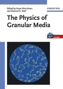 Hinrichsen, Haye - The Physics of Granular Media, ebook