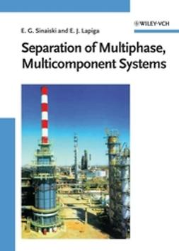 Lapiga, Eugeniy J. - Separation of Multiphase, Multicomponent Systems, e-kirja