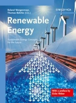Wengenmayr, Roland - Renewable Energy: Sustainable Energy Concepts for the Future, ebook