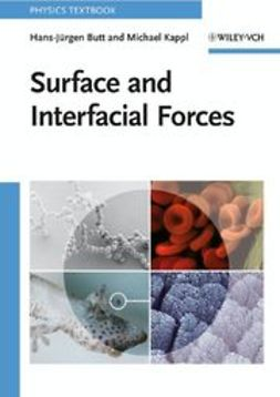 Butt, Hans-J?rgen - Surface and Interfacial Forces, e-bok