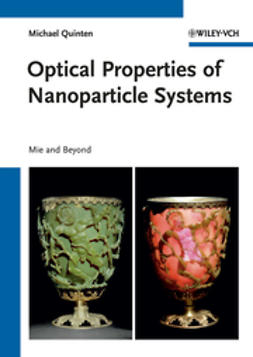 Quinten, Michael - Optical Properties of Nanoparticle Systems: Mie and Beyond, ebook