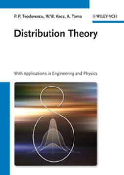 Teodorescu, Petre P. - Distribution Theory, ebook