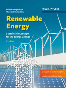 Wengenmayr, Roland - Renewable Energy - Sustainable Energy Concepts  for the Energy Change, ebook