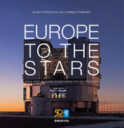 Schilling, Govert - Europe to the Stars, ebook