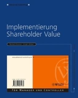 Weber, J?rgen - Implementierung Shareholder Value, e-bok