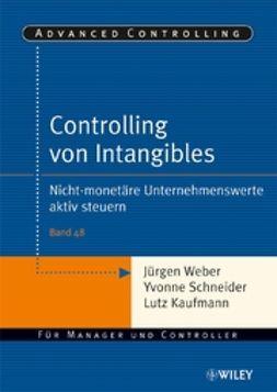 Kaufmann, Lutz - Controlling von Intangibles: Nicht-monetäre Unternehmenswerte aktiv steuern, ebook