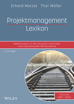 Motzel, Erhard - Projektmanagement Lexikon: Referenzwerk zu den aktuellen nationalen und internationalen PM-Standards, ebook
