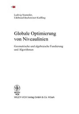 Stammler, Ludwig - Globale Optimierung von Niveaulinien: Geometrische und algebraische Fundierung und Algorithmen, ebook