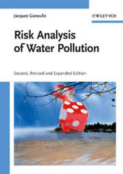 Ganoulis, Jacques - Risk Analysis of Water Pollution, ebook