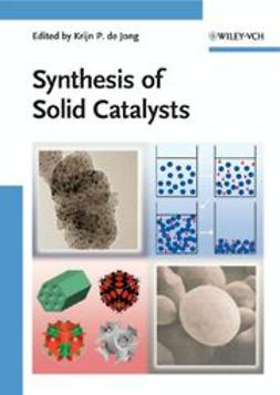 Jong, Krijn P. de - Synthesis of Solid Catalysts, ebook