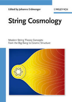 Erdmenger, Johanna - String Cosmology: Modern String Theory Concepts from the Big Bang to Cosmic Structure, ebook