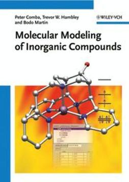 Comba, Peter - Molecular Modeling of Inorganic Compounds, ebook