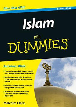 Clark, Malcolm - Islam for Dummies, e-kirja