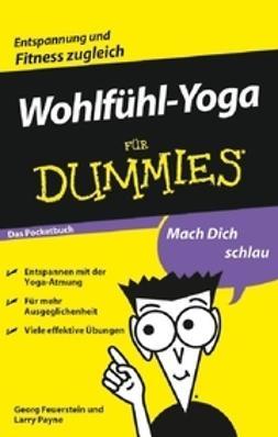 Feuerstein, Georg - Wohlfühl-Yoga für Dummies Das Pocketbuch, ebook