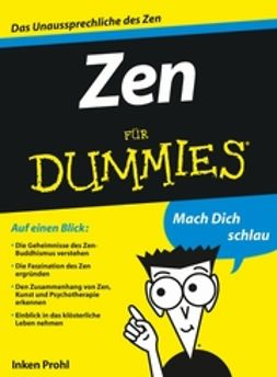 Prohl, Inken - Zen für Dummies, e-bok