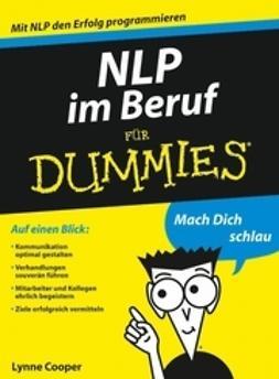 Cooper, Lynne - NLP im Beruf für Dummies, ebook