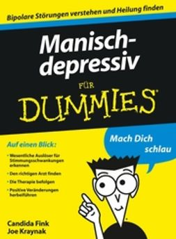 Fink, Candida - Manisch-depressiv für Dummies, e-kirja