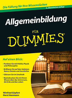 G¿pfert, Winfried - Allgemeinbildung für Dummies, ebook