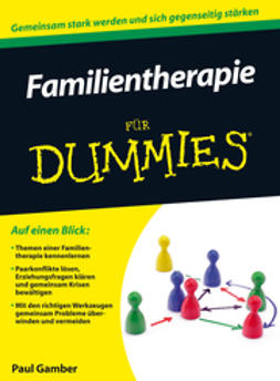 Gamber, Paul - Familientherapie für Dummies, ebook