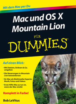Baig, Edward C. - Mac und OS Mountain Lion fur Dummies, e-bok