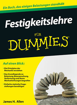 Allen, James H. - Festigkeitslehre fr Dummies, ebook