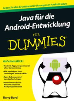- Java für Android-Entwickler für Dummies, ebook