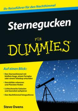 Owens, Steve - Sternegucken für Dummies, ebook