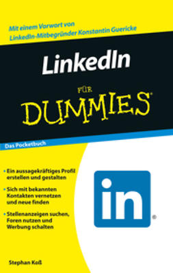 Koß, Stephan - LinkedIn für Dummies, ebook