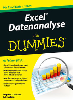 Nelson, E. C. - Excel Datenanalyse für Dummies, ebook