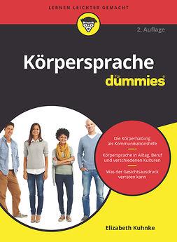 Kuhnke, Elizabeth - Körpersprache für Dummies, ebook